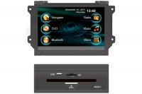 Nissan Maxima Teana 2009-2012 Aftermarket Navigation DVD Player