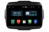 Android OS Navigation Head Unit For Jeep Renegade 2016-2017