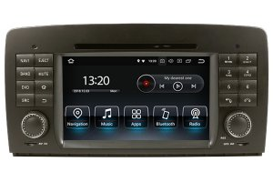 Mercedes-Benz R-Class W251 Radio upgrade