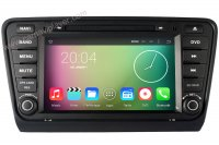 Android 5.1 Navigation Autoradio For Skoda Octavia 2014
