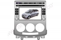 Mazda 5 2005-2010 Aftermarket Navigation Autoradio