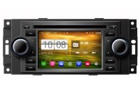 Aftermarket Navigation Head Unit For Dodge 2002-2008