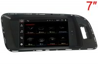 "Audi Q5 2008-2016 Aftermarket GPS Navigation with 7"" touchscreen"