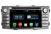 Android OS Navigation Radio Player For Toyota Hilux 2012-2015