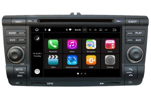 Android 7.1 GPS Navigation For Skoda Laura/Octavia 2007-2009