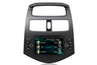 Chevrolet Spark Aftermarket Navigation With DVD Player