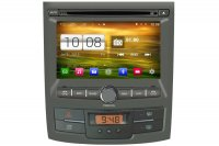 Android OS Navigation Radio Player For Ssangyong Korando