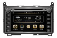 Toyota Venza Aftermarket Navigation Car Stereo with Android 8.0