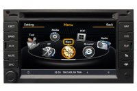 Aftermarket GPS Navigation Car Stereo For Volkswagen Golf 2013