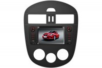 Nissan Latio Tiida Versa Aftermarket Navigation DVD Player