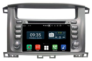 Lexus LX470 2003-2007 Aftermarket Navigation Head Unit