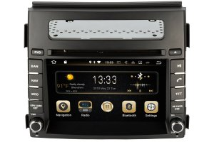 Android OS Navigation Radio Player For Kia Soul 2012-2014