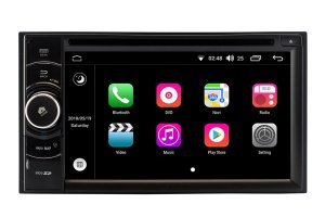 Universal Double Din Android 8.0 OS Navigation Radio Player