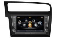 Aftermarket GPS Navigation Car Stereo For VW Golf 7 2013-2015