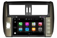 Android OS Navigation Radio Player For Toyota Land Cruiser Prado