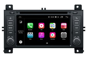 Jeep Grand Cherokee 2011-2013 Aftermarket Navigation DVD Player
