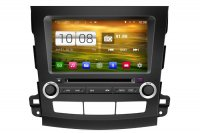 Peugeot 4007 2007-2011 Navigation Radio Player