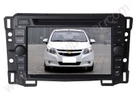 Chevrolet Sail GPS Navigation Head Unit