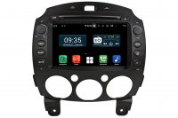 Aftermarket Navigation Auto radio For Mazda 2 2010-2014