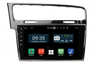 Aftermarket GPS Navigation Car Stereo For VW Golf/Gti 2012-2019