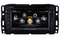 GMC Acadia 2013 Aftermarket Navigation Head Unit