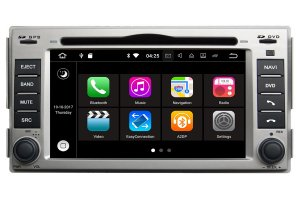 Android Navigation Radio Player For Hyundai Santa Fe 2007-2012