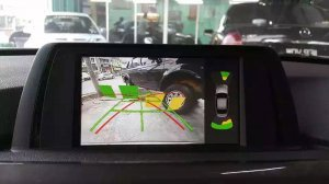 Rearview Camera System and Apple Carplay for BMW Series