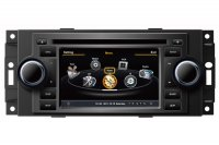 Dodge 2002-2008 Aftermarket Navigation Head Unit