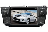 Toyota Corolla 2013-2015 Aftermarket Navigation Car Stereo