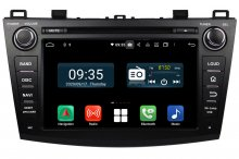 Aftermarket Navigation Auto radio For Mazda 3 2010-2013