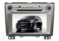 Mazda 8 Aftermarket Navigation Autoradio