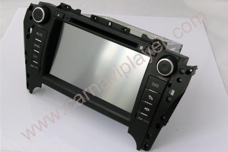 Android Os Navigation Radio For Toyota Camry Aurion Eu Au