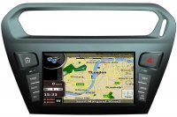 Peugeot 301 2012-2017 Navigation Radio Player