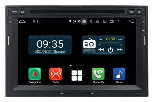 Peugeot 3008 2009-2017 Navigation Radio Player