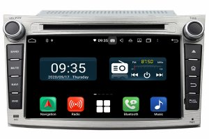 Android 7.1 Navigation Play For Subaru Legacy/Outback 2008-2014