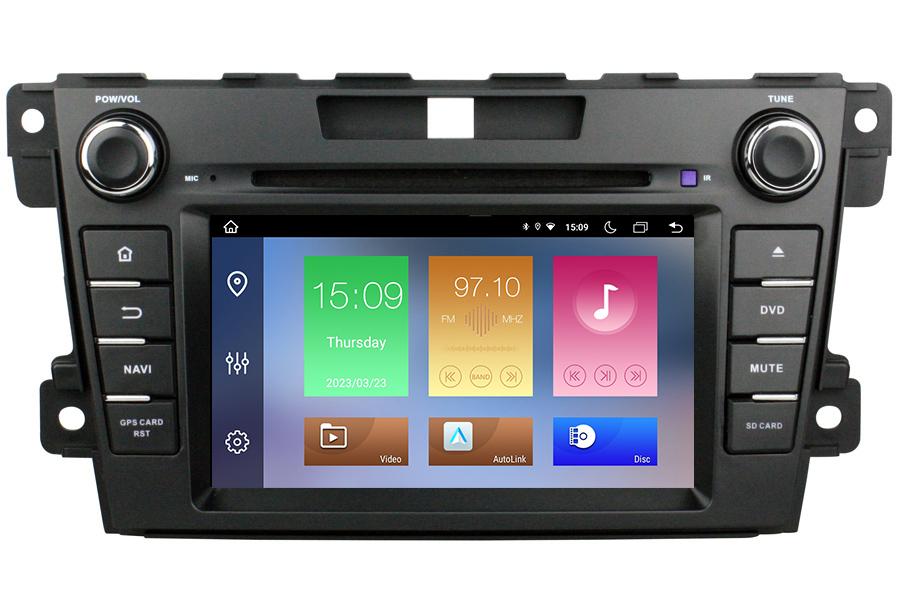 Aftermarket Navigation Auto Radio For Mazda Cx7 20072017rhcarnaviplayer: Mazda Cx 7 Aftermarket Radio At Elf-jo.com