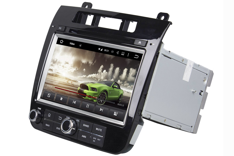 Aftermarket Navigation Head Unit For VW Touareg 2011-2014