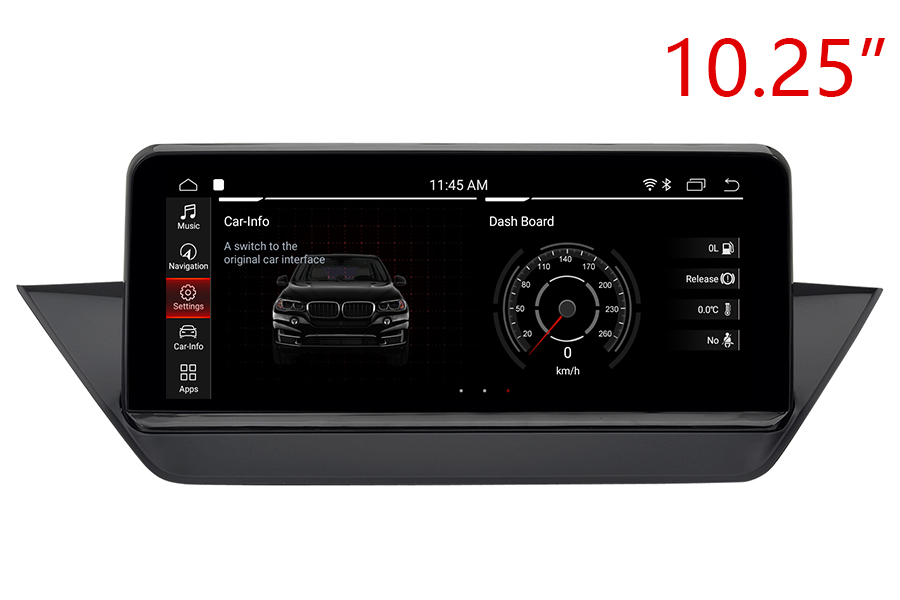 Bmw X1 E84 2009 2015 Navigation System With 10 25
