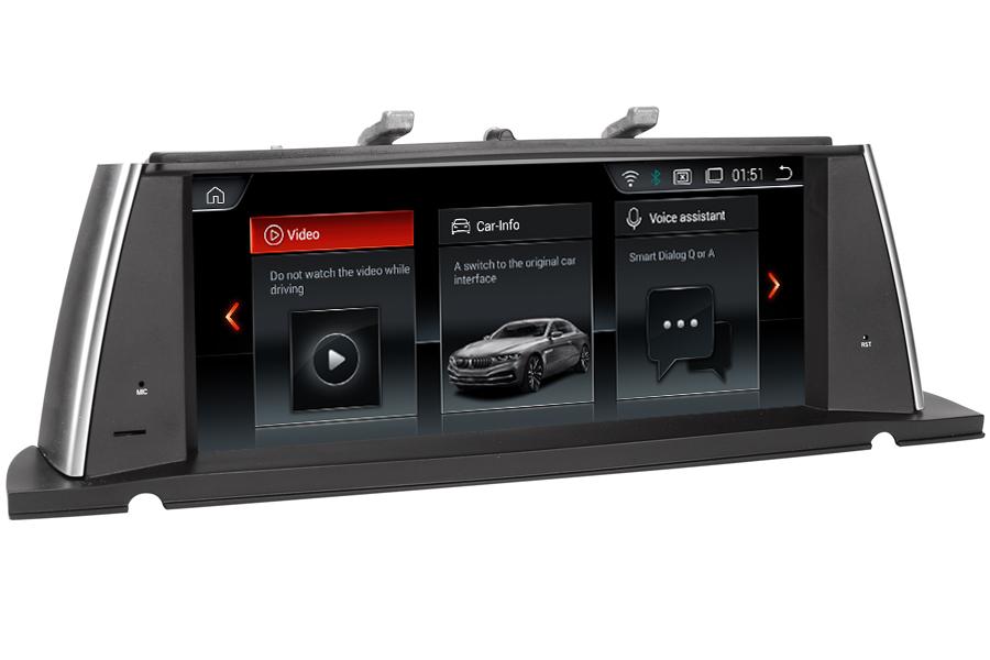 Bmw 5 Series Gt F07 2009 2017 Radio Upgrade Aftermarket