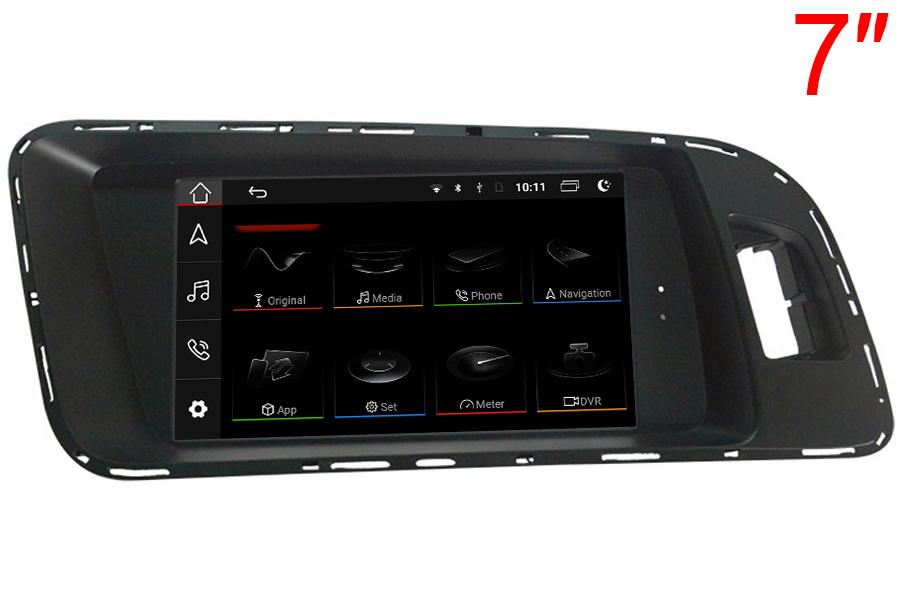 Audi Q5 2008 2016 Autoradio Gps Navigation Head Unit