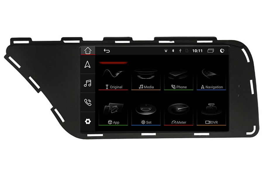 audi a5 b8 2007 2016 autoradio gps navigation head unit. Black Bedroom Furniture Sets. Home Design Ideas