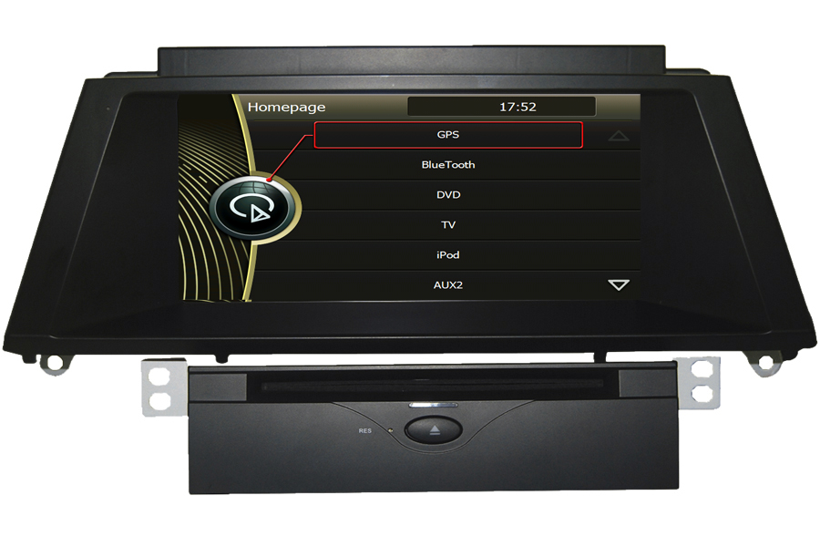 bmw x5 e70 x6 e71 e72 navigation head unit. Black Bedroom Furniture Sets. Home Design Ideas