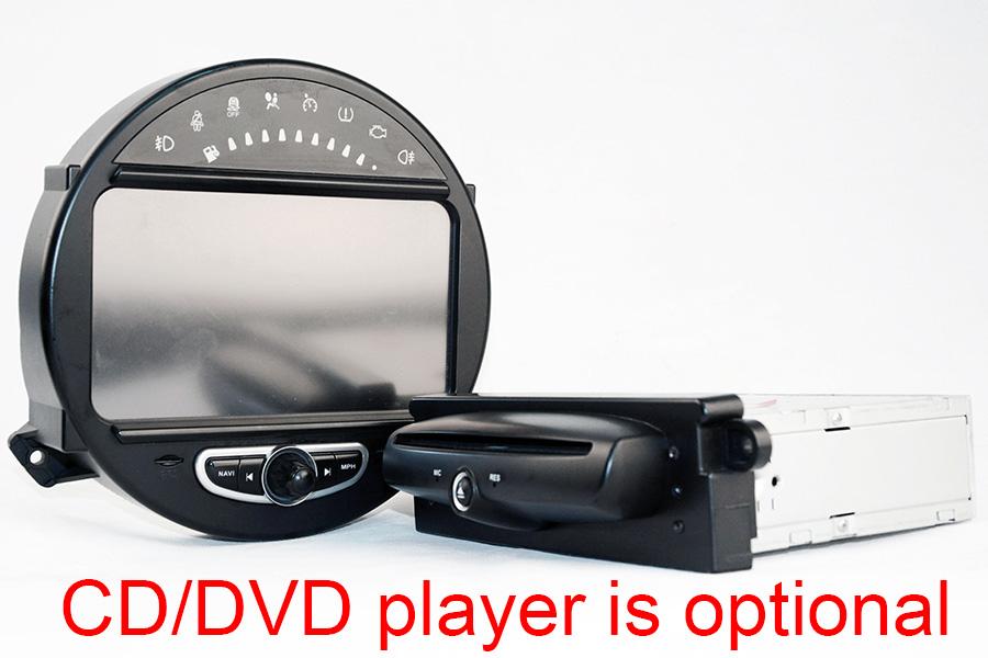 MINI Cooper 2006-2013 Navigation Head Unit
