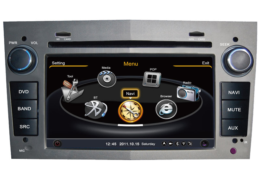 Gmc Terrain Aftermarket Navigation Head Unit Aftermarket