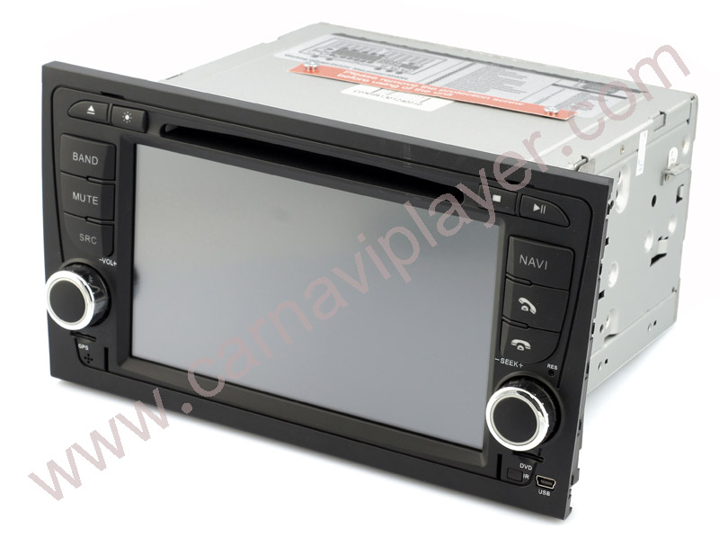 audi a4 s4 rs4 2002 2008 autoradio gps navigation head unit. Black Bedroom Furniture Sets. Home Design Ideas