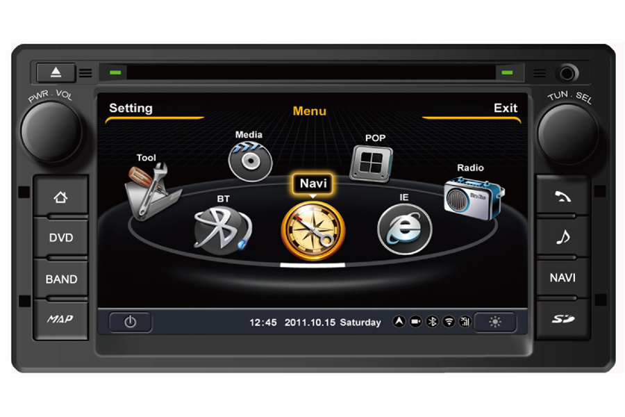 BMW Software Update >> Ford Crown Victoria Aftermarket Navigation Head Unit ...