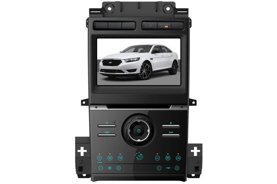 Aftermarket Navigation Head Unit For Ford Taurus 2013 2017