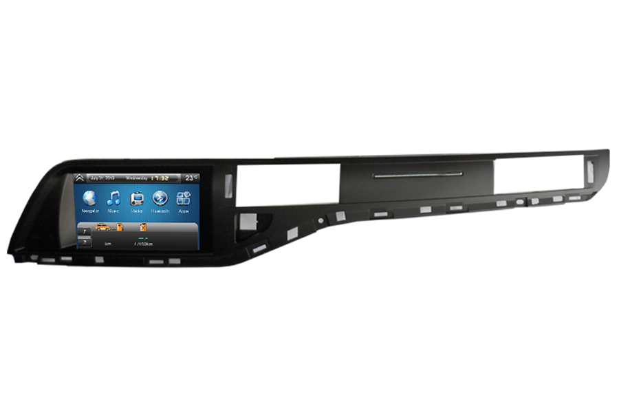 citroen c5 car dvd player with navigation