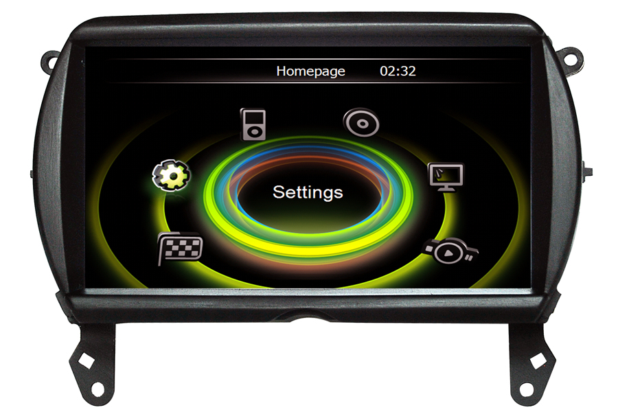 Mini Aftermarket Navigation Car Stereo Android Navigation Dvd