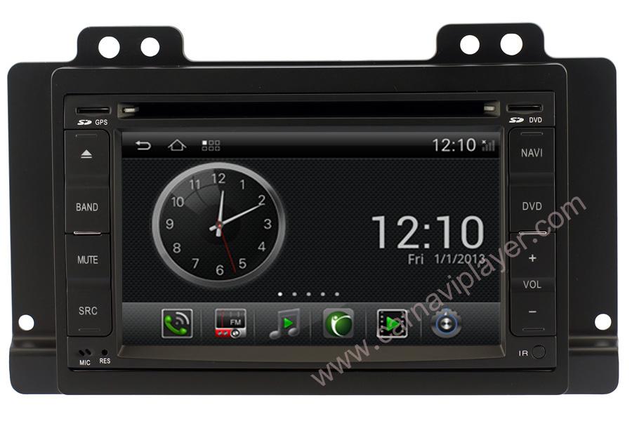 Aftermarket Navigation For Land Rover Land Rover Forums